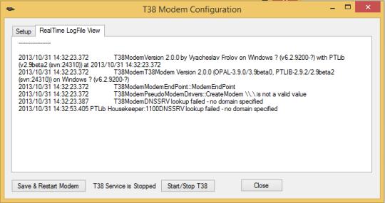 T38 Voip Fax Modem (64-bit)