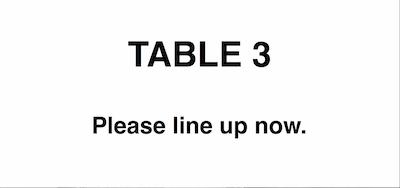 Table Caller