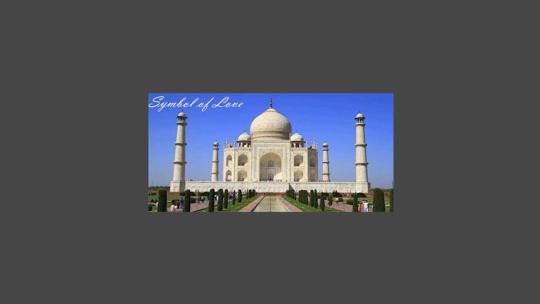 Taj Mahal Darshan