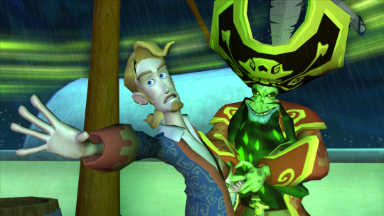 Tales of Monkey Island Chapter One