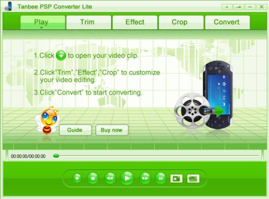 Tanbee PSP Converter Lite