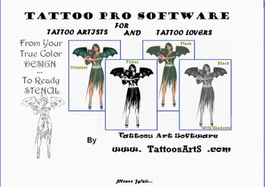 Tattoo Pro Software