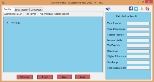 Taxnimi India Assessment Year 2013-14