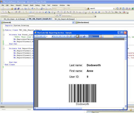 TBarCode SDK (32-Bit)