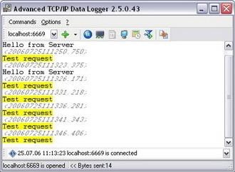 TCP Logger AX