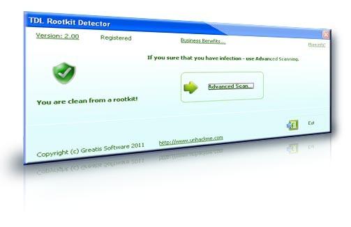 TDL Rootkit Detector