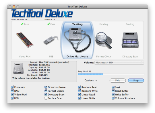 TechTool Deluxe