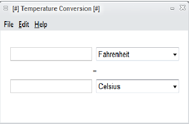 Temperature Conversion Calculator