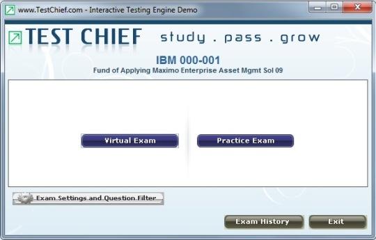 Testchief 1Z0-821 Practice Test Engine