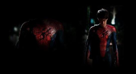 The Amazing Spiderman Windows 7 Theme