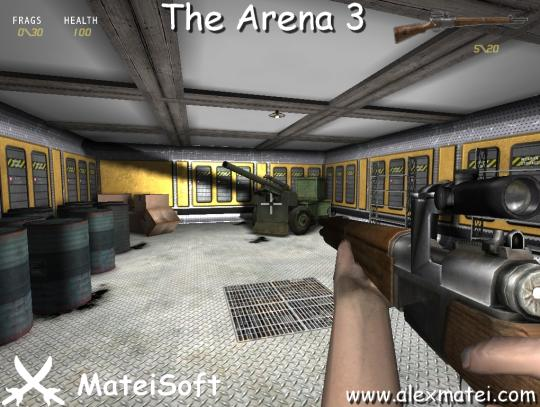 The Arena 3