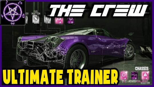 The Crew Ultimate Trainer