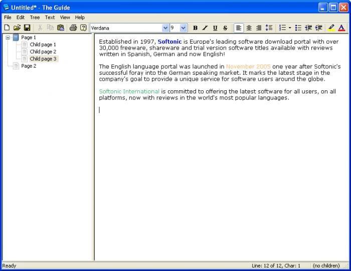 ดาวน์โหลดฟรี The Guide เพื่อ Windows ::: ซอฟต์แวร์