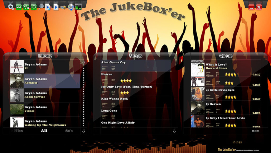 The JukeBox'er