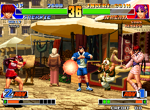 The King of Fighters 1998
