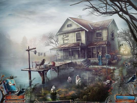 The Lake House: Children Of Silence CE