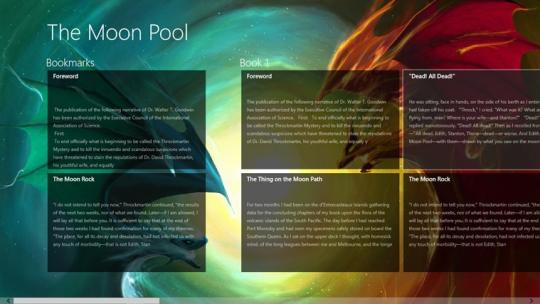 The Moon Pool by Abraham Merritt for Windows 8