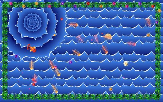 The Ocean Blooms