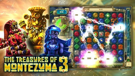 The Treasures of Montezuma 3 for Windows 8