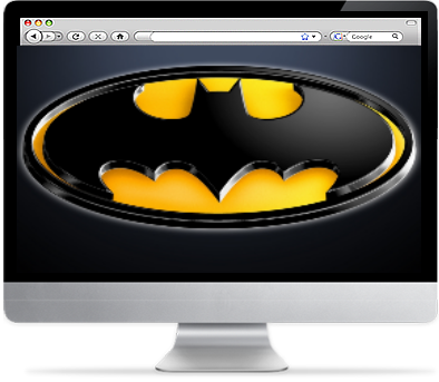The Ultimate Batman Screensaver