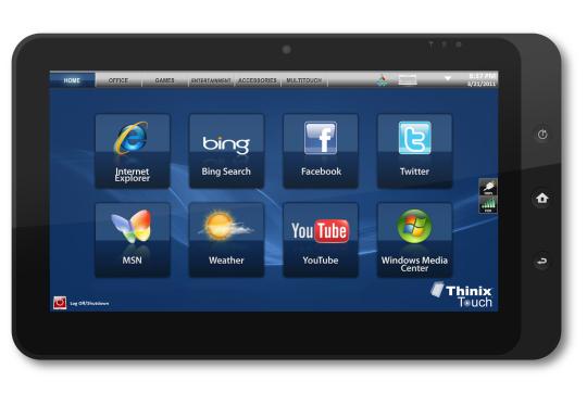 Thinix Touch (64-bit)