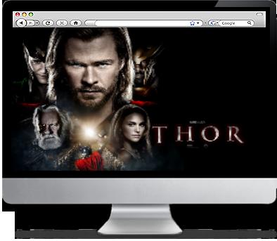 Thor Screensaver