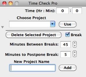 Time Check Pro