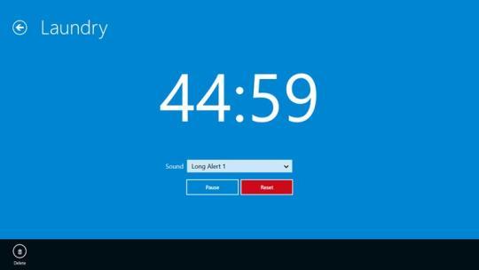 Timer+ for Windows 8