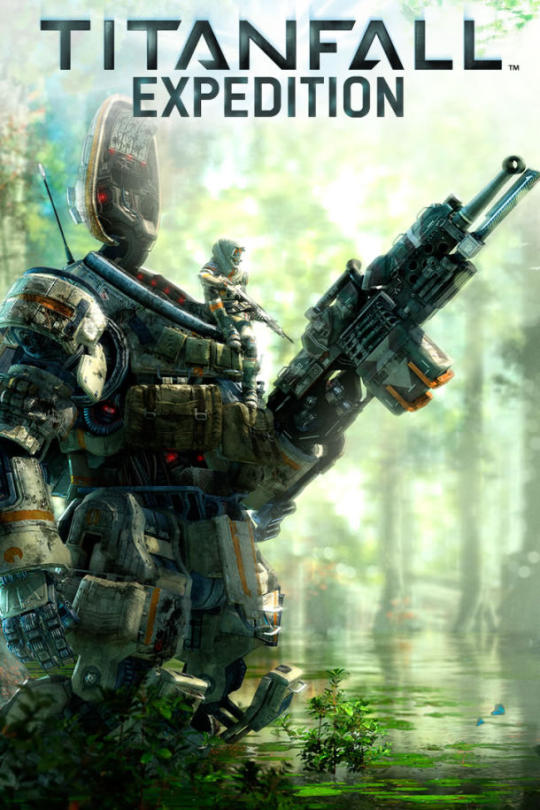 Titanfall Expedition Theme HD Backgrounds