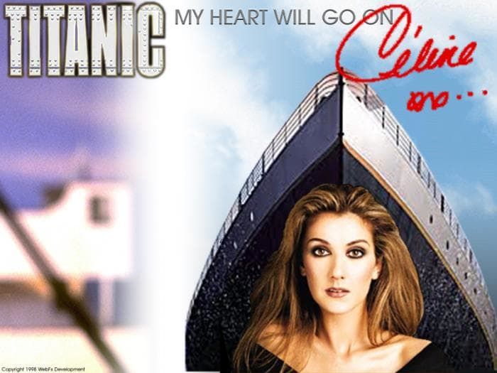 Titanic (My heart will go on) Theme