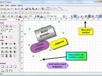 TMS Diagram Studio(Delphi 7)