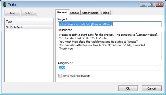 TMS Workflow Studio(Delphi XE and C++Builder XE)