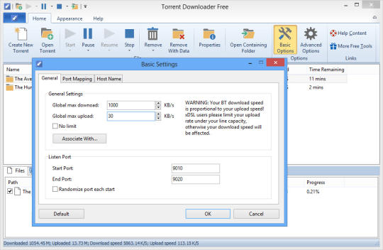 Torrent Downloader Free