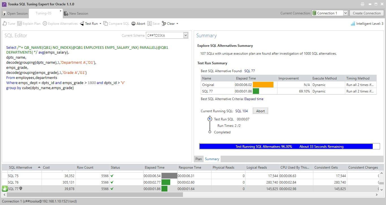 Tosska SQL Tuning Expert