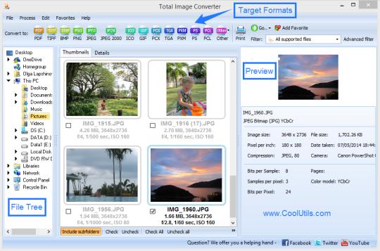 Бесплатно скачать CoolUtils Mail Viewer для Windows