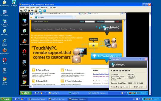 TouchMyPC