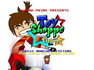 Toy Shoppe starring Yishee