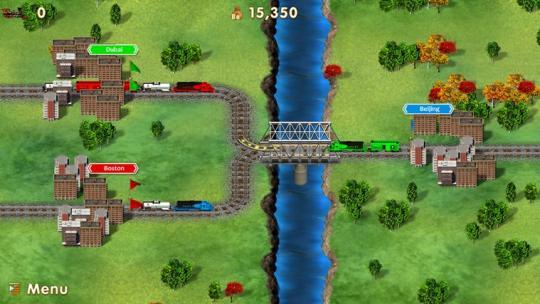 Train Titans for Windows 8