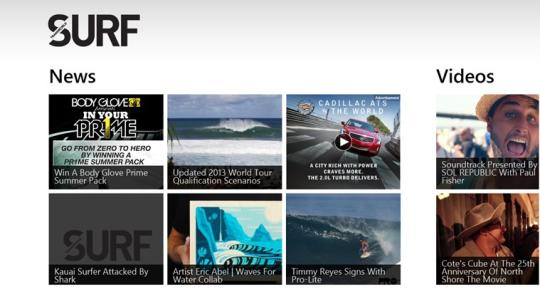 Transworld SURF for  Windows 8