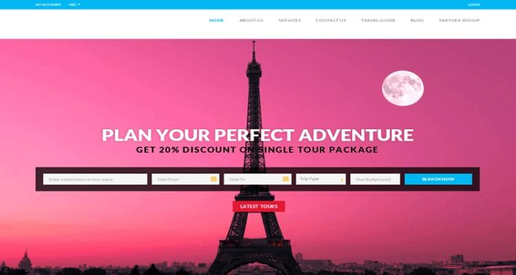 Travel Booking Script