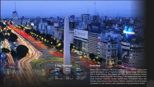 TravelBuenos Aires