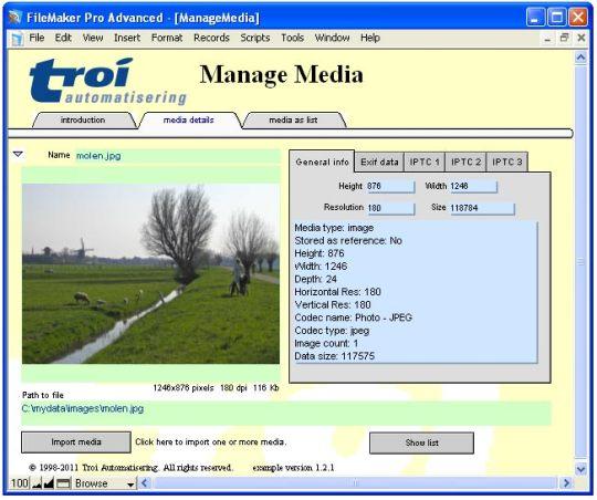 Troi File Plug-in