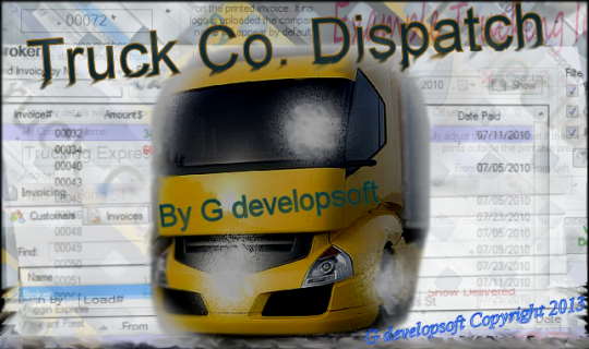 Truck Co. Dispatch