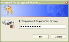 TrueCrypt PasswordDialog