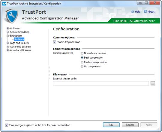 TrustPort USB Antivirus 2011