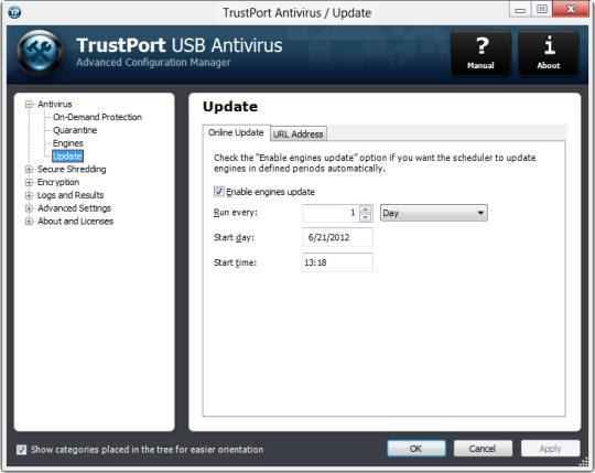 TrustPort USB Antivirus 2013