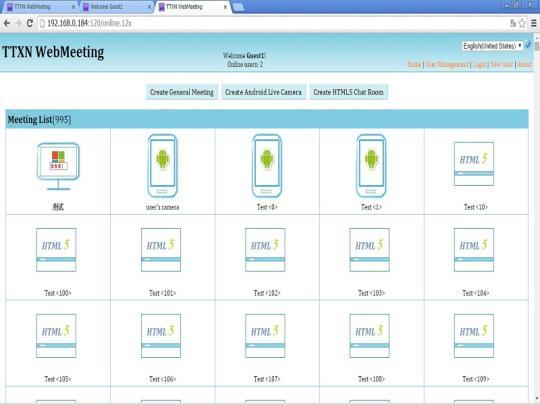TTXN WebMeeting