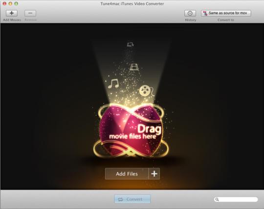 Tune4Mac iTunes Video Converter