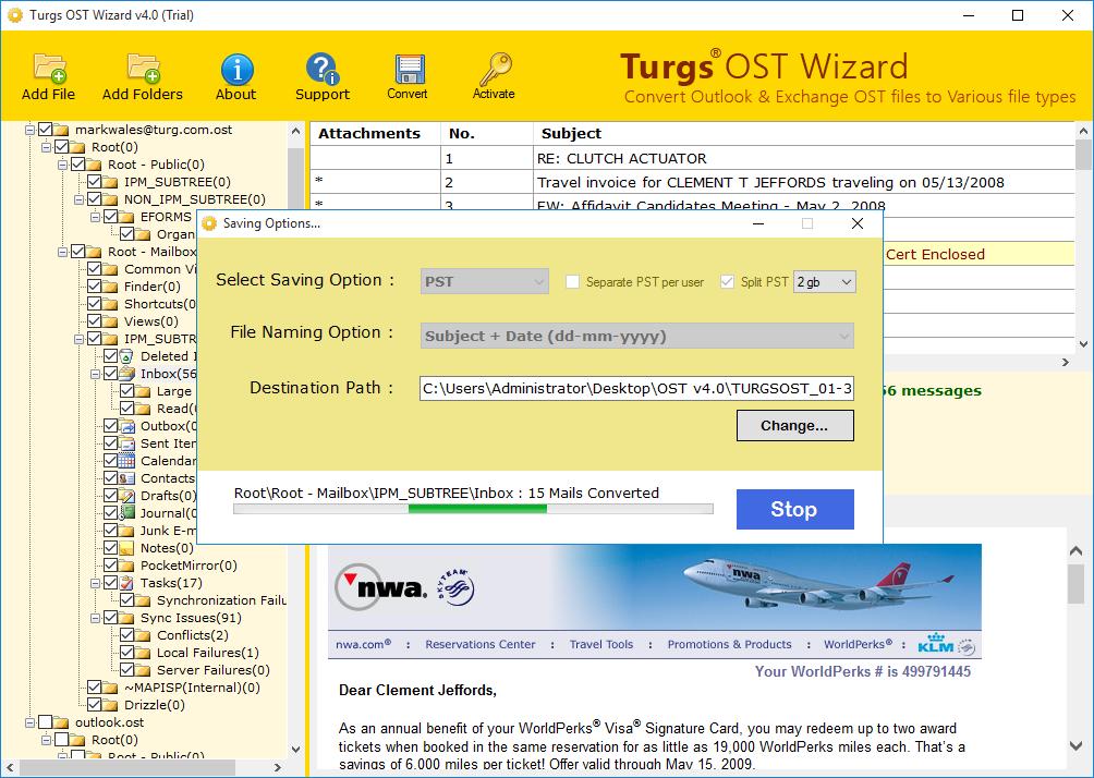 Turgs OST Wizard