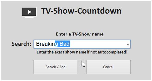TV-Show-Countdown